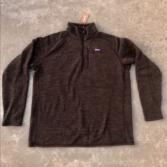 Patagonia Other - NWT Patagonia Men's Better Sweater 1/4 Zip